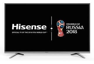 Tv Hisense 43 Led Hle4317rtu 4k -smart Tv