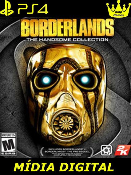 Borderlands The Handsome Collection | Ps4 1 | Promoção