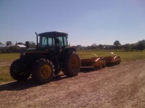 Tractor Jd 7500 Con Palas De Arrastre