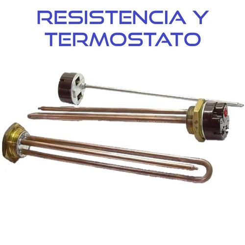 Imagen 1 de 2 de Kit Eléctrico, Termo Solar Modelo 1 PLG / Termosolar Córdoba