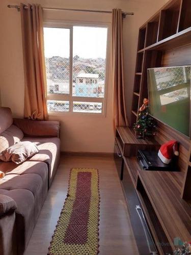 Apartamento À Venda, 49 M² Por R$ 260.000,00 - Centro - Guarulhos/sp - Ap15178
