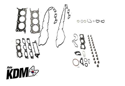Imagem 1 de 1 de Jg. Juntas Completo Motor Kia Cadenza 3.5 V6 2010/