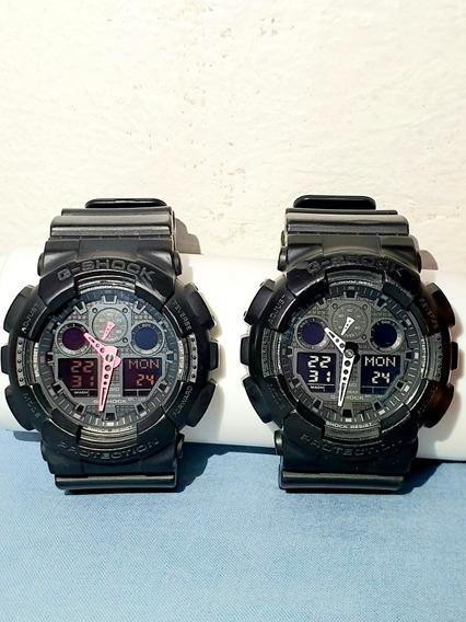 Relógio G-shock Ga100/ga100c