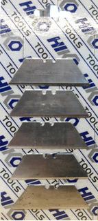 10 Hojas Repuesto Cutter Trincheta Trapecio Calidad E6074
