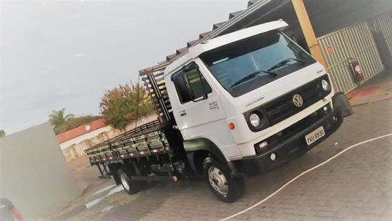 Volkswagen W10.160 Drc 4x2 2013 117.700km Unico Dono