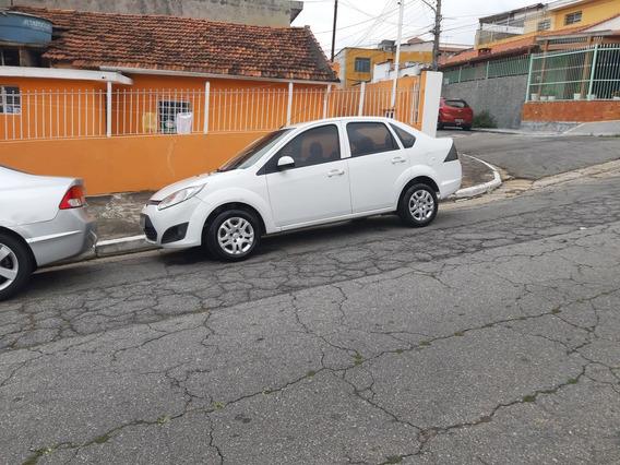 Ford Fiesta Sedan 1.6 Fly Flex 4p 2012