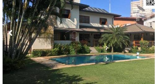 Imagem 1 de 26 de Casa Com 3 Dormitórios À Venda, 420 M² - Parque Do Colégio - Jundiaí/sp - Ca1217