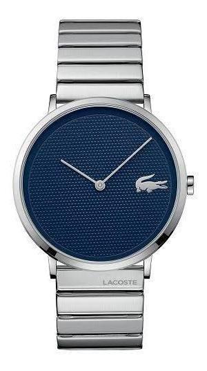 Relógio Lacoste Masculino Aço Original