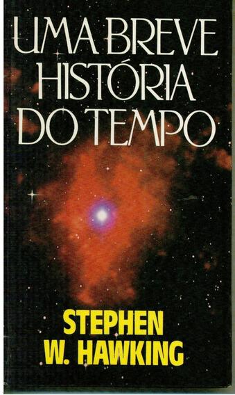 Livro Uma Breve História Do Tempo
