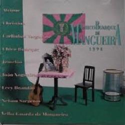 Cd Mml Chico Buarque De Mangueira 1998 (original)
