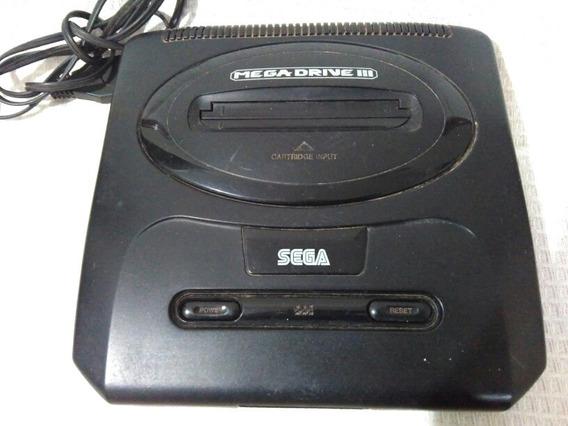 Videogame Sega Megadrive Iii Com Controle Leia O Anuncio