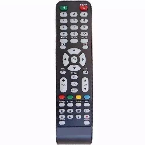 10 Controle Remoto Tv Lcd Led Cce Rc-512 Stile D32 /d40 /d42