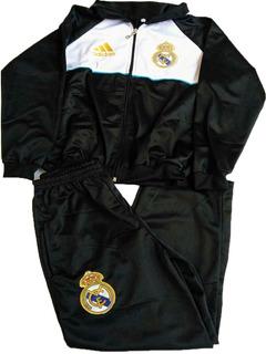 Agasalho Infantil Real Madrid Ou Psg Abrigo Blusa Calça