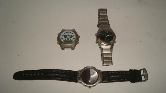 Relógios De Pulso, Lote