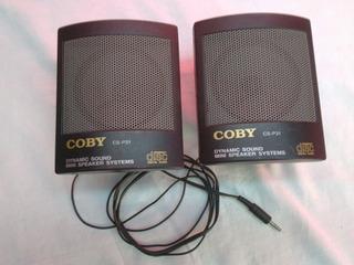 Parlante Mini Speaker Coby Cs-p31