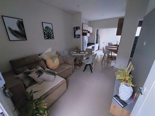 Imagem 1 de 17 de Village Com 2 Dormitórios À Venda, 43 M² Por R$ 198.739,00 - Massaguaçu - Caraguatatuba/sp - Vl0018