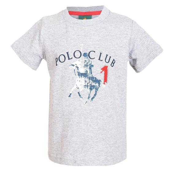 Playera Niño Royal Polo Club