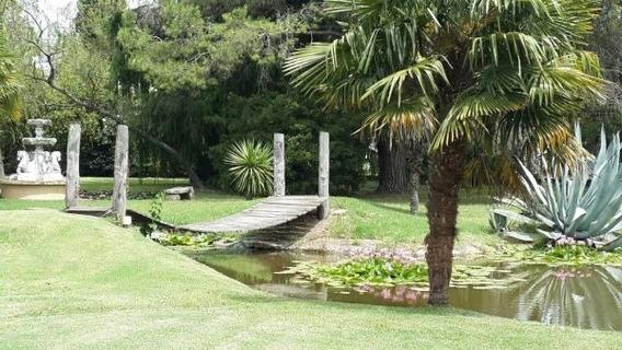 Espectacular Casa Quinta En Bº El Trebol Con Lago Artificial