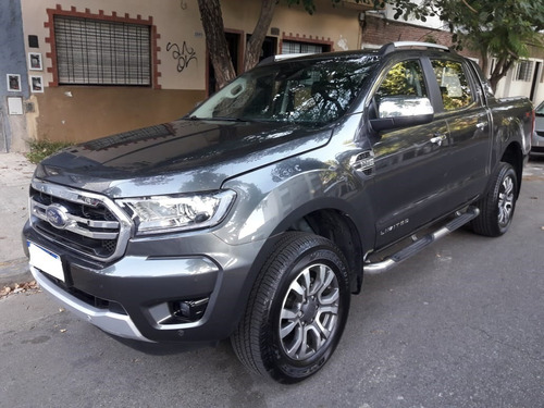 Ford Ranger Limited Automatica 2020