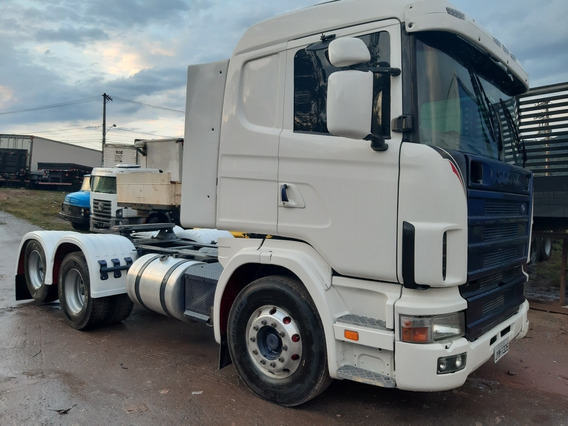 Scania R420 Ano 2007 Truck