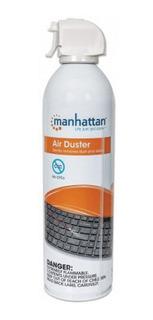 Aire Comprimido Manhattan 226gr. Remueve Polvo Y Suciedad