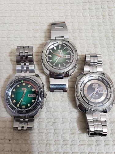 Orient King Diver Kd Coleção