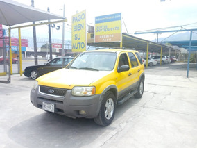 Ford Escape 3.0 Xlt Piel At
