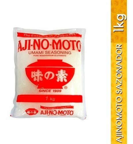 Ajinomoto Glutamato Monosódico Sazonador 1kg
