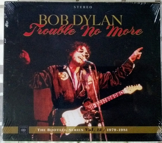 Box Bob Dylan Trouble No More Bootleg Series 13 Duplo Novo