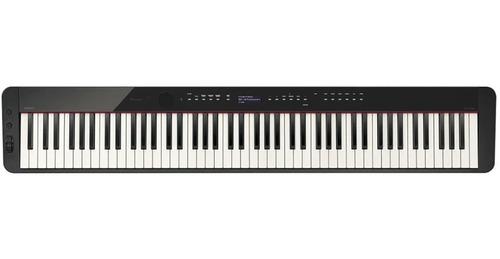 Piano Digital Casio Privia Px-s3000 Bk Pxs3000 Black