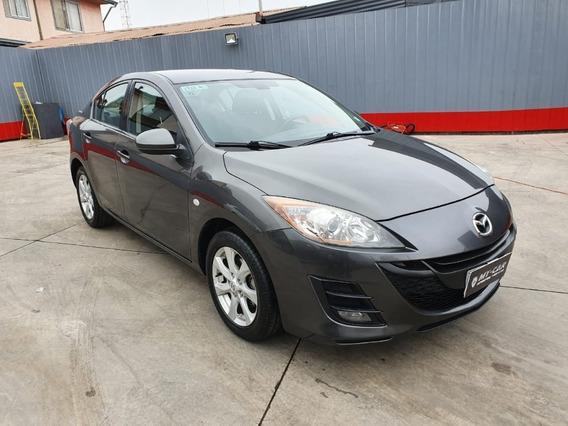 Mazda 3 Mecanico Año 2012 Con Llantas De Fabrica