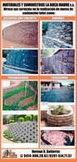 Muros De Contención, Gaviones, Cestas, Mallas, Geotextil