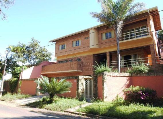Casa Residencial À Venda, Jardim Sorirama (sousas), Campinas. - Ca1063