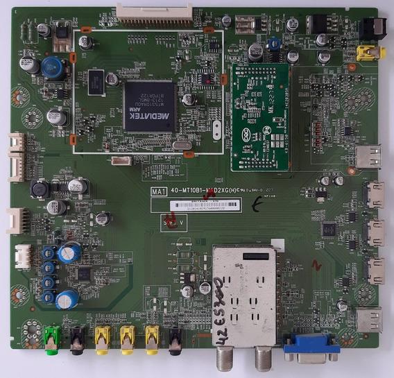 Placa Principal Philco Ph42m Ph42 Led A4 40-mt10b1-mad2xg