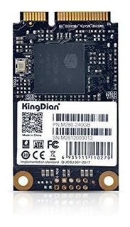 Kingdian Msata Mini Pcie 240 Gb Ssd Disco De Estado Solido 3