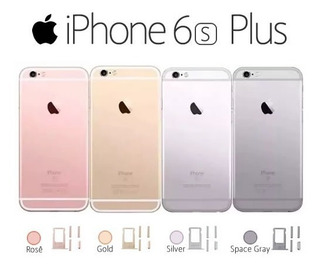 Chassi Carcaça Para Seu iPhone 6s Plus. Deixe Novo!