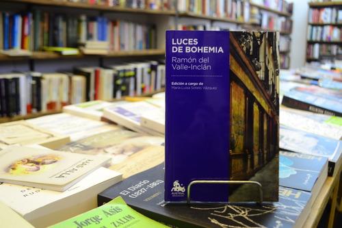 Imagen 1 de 8 de Luces De Bohemia. Ramón Del Valle - Inclán.