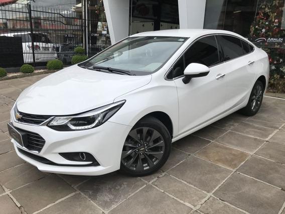 Chevrolet Cruze Ltz 1.4 2017 Branco Flex