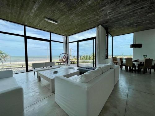 Hermosa Casa En Primera Linea !!!- Ref: 2675