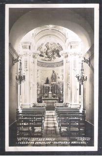 Foto Postal Colombo 35 - Itú Igreja Do Bom Jesus Santuário