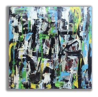 Cuadros Abstractos Oleo