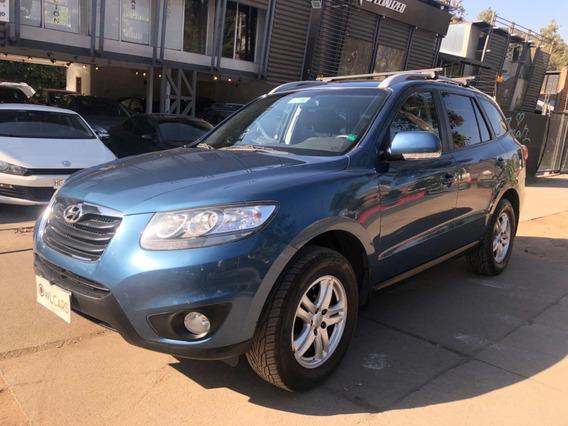 Hyundai Santa Fe Gls 2.4 Aut 2012