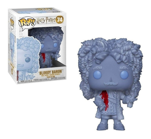 Funko Pop! Harry Potter - Bloody Baron 74 Original