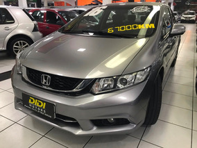 Civic Lxr 2.0 I-vtec (aut) (flex) 2016