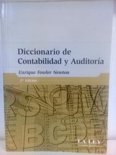 Diccionario De Contabilidad Y Auditoría