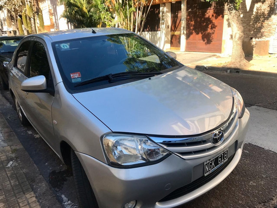 Toyota Etios 1.5 Xls 4p.
