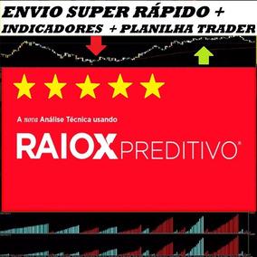 Curso Raio-x Preditivo - Sato Trader +indicadores