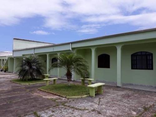 Pousada Com Piscina E 05 Dormitórios Em Itanhaém-sp | 7004pc
