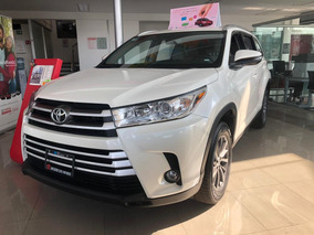 Toyota Highlander Xle At 2019