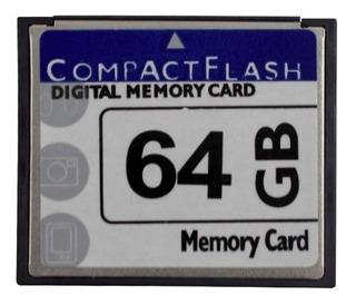 Memoria Cf 64 Gb Tarjeta De Memoria Compact Flash 64 Gb